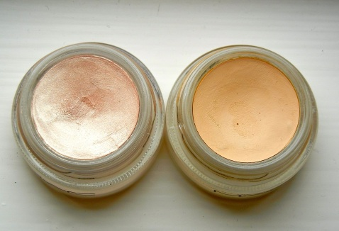 Left: Bare Study. Right: Soft Ochre