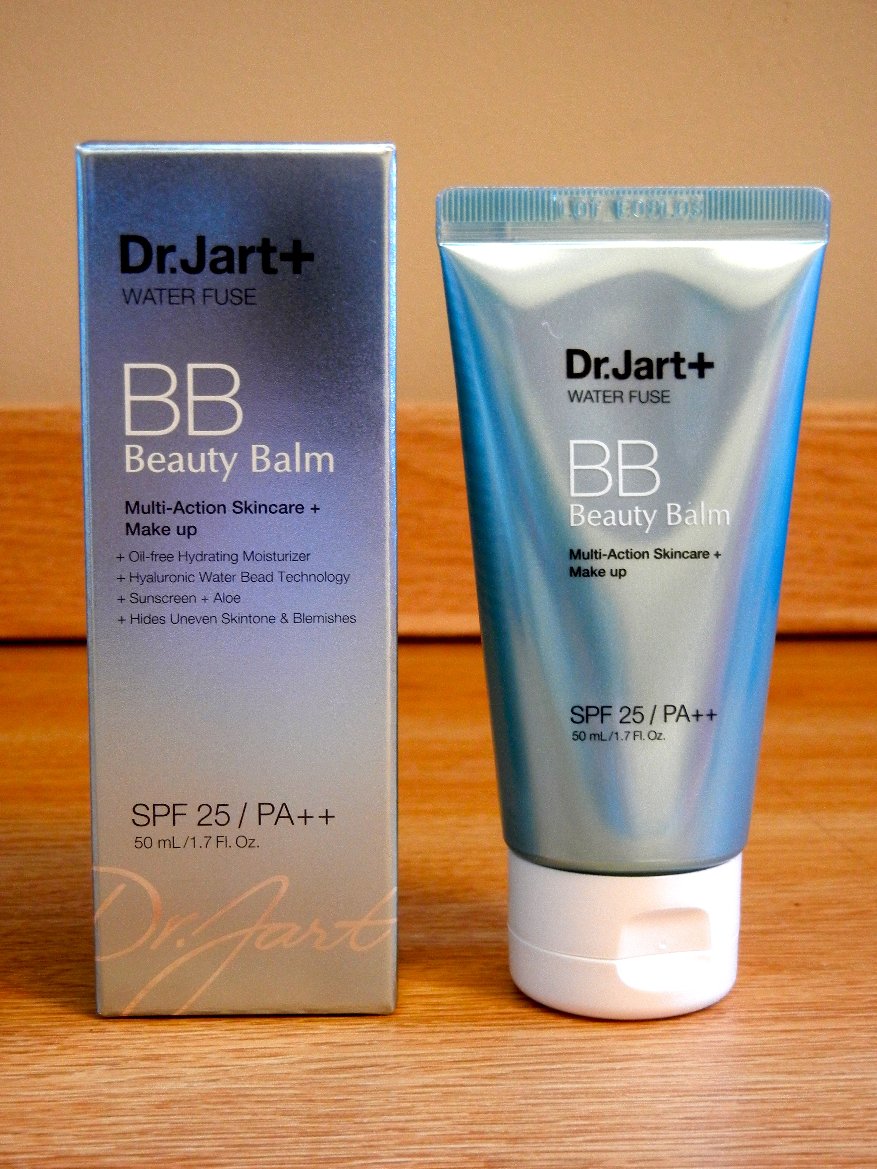Dr Jart Water Fuse Bb Cream Obbeauty