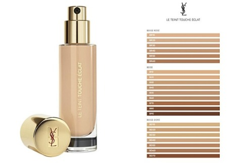 YSL Le Teint Touche Éclat Foundation: A Review