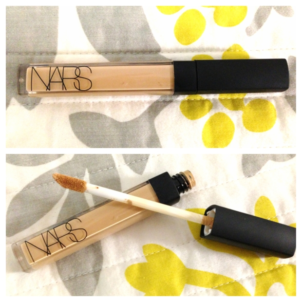 NARS concealer 1