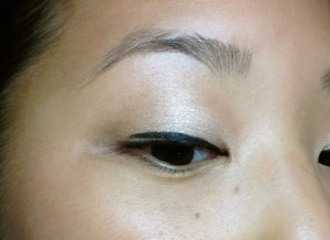 how to gel eyeliner 2