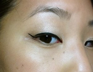how to gel eyeliner 3
