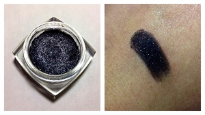 L'Oreal Infallible Eyeshadow in 999 Eternal Black